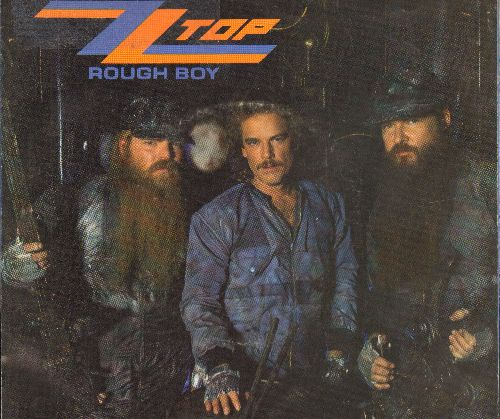 ZZ Top - Rough Boy/Delicious (with picture sleeve) - NM9/VG7 - 45 rpm Records