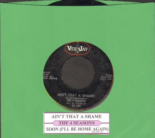 Anka, Paul - Just Young/So It's Goodby (with juke box label) - EX8/ - 45 rpm Records