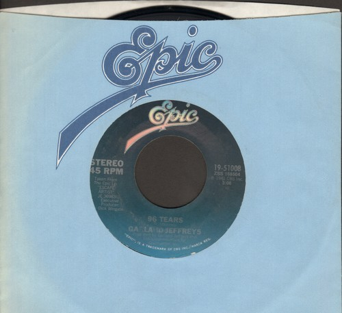 Jeffreys, Garland - 96 Tears/Escape Goat Dub (with Epic company sleeve) - NM9/ - 45 rpm Records