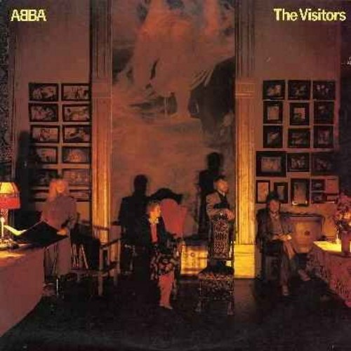 ABBA - The Visitors: When All Is Said And Done, One Of Us, Head Over Heels, Two For The Price Of One, I Let The Music Speak (Vinyl LP record) - NM9/VG7 - LP Records