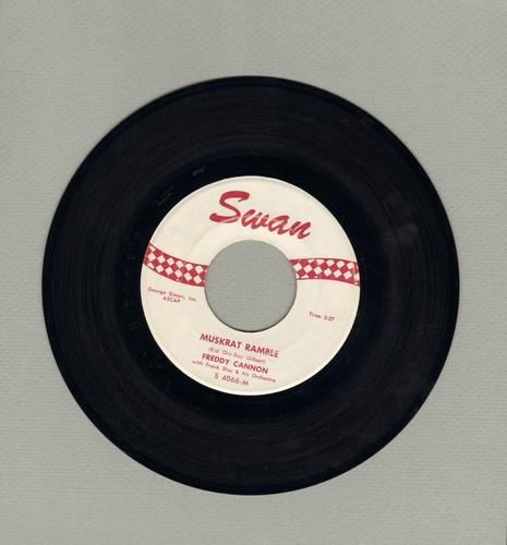 Cannon, Freddy - Muskrat Ramble/Two Thousand-88 - EX8/ - 45 rpm Records