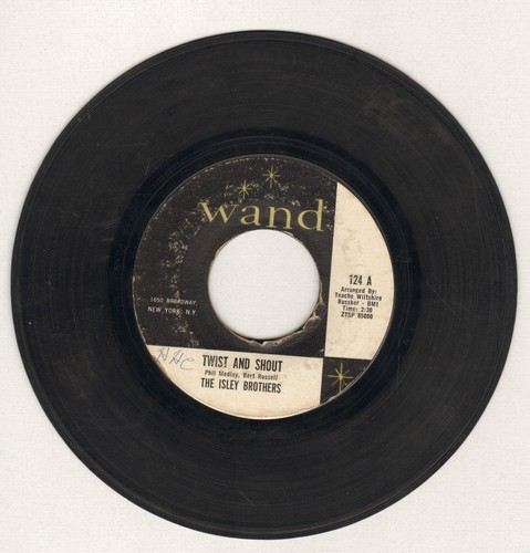 Isley Brothers - Twist And Shout/Spanish Twist  - VG7/ - 45 rpm Records