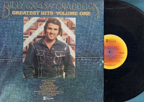 Craddock, Billy Crash - Greatest Hits Vol. 1: Knock Three Times, Dream Lover, Slippin' And Slidin', I'm Gonna Knock On Your Door (vinyl STEREO LP record) - NM9/NM9 - LP Records
