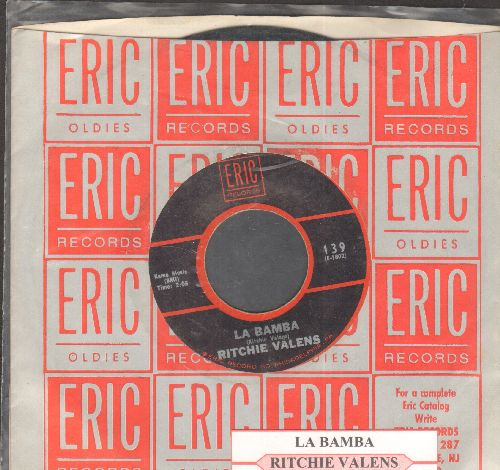 Valens, Ritchie - La Bamba/Donna (re-issue with juke box label and company sleeve) - NM9/ - 45 rpm Records