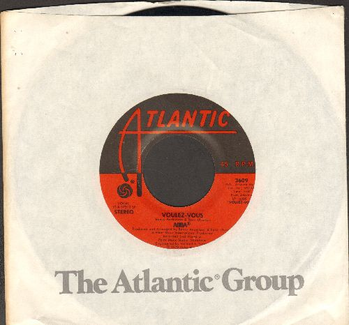 ABBA - Voulez-Vous/Angeleyes (with Atlantic company sleeve) - VG7/ - 45 rpm Records