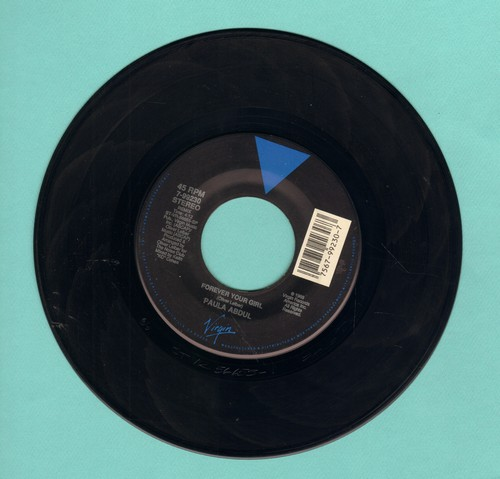 Abdul, Paula - Forver Your Girl/Next To You  - VG7/ - 45 rpm Records