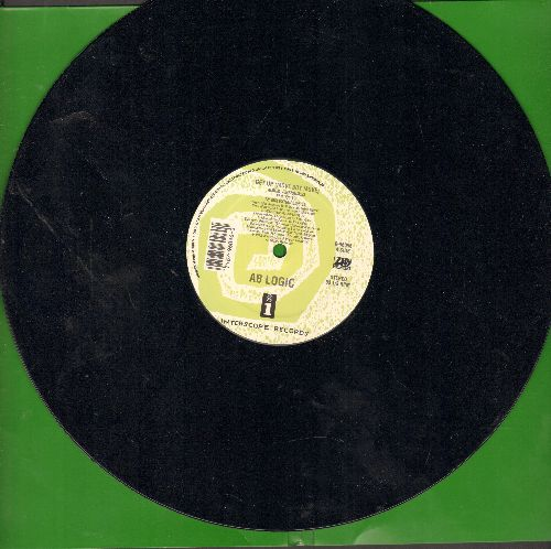 Ab Logic - Get Up (Move Boy Move) (5 Different Extended Dance Club Mixes on 12 inch vinyl Maxi Single) - NM9/ - Maxi Singles
