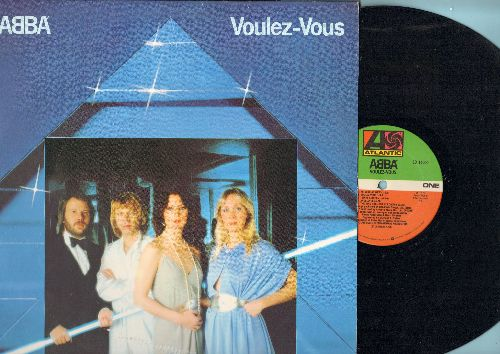 ABBA - Voulez-Vous: I Have A Dream, If It Wasn't For The Nights, Does Your Mother Know, Chiquitita, Kisses Of Fire, Angeleyes (Vinyl STEREO LP record) - EX8/EX8 - LP Records