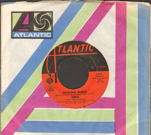ABBA - Dancing Queen/That's Me (with Atlantic company sleeve) - VG6/ - 45 rpm Records