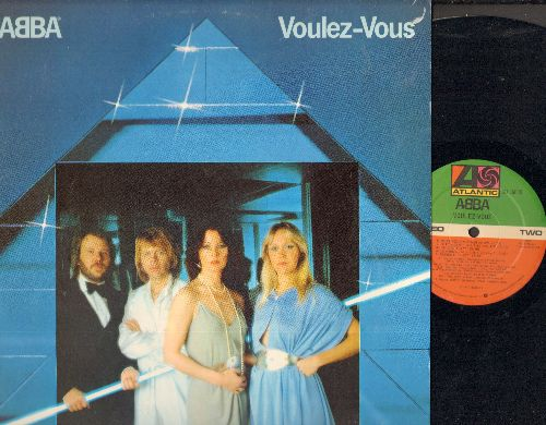 ABBA - Voulez-Vous: I Have A Dream, If It Wasn't For The Nights, Does Your Mother Know, Chiquitita, Kisses Of Fire, Angeleyes (Vinyl STEREO LP record) - NM9/EX8 - LP Records