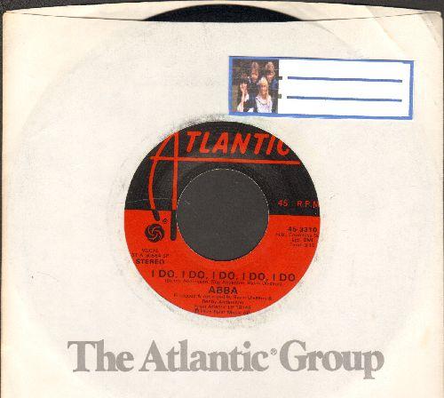 ABBA - I Do, I Do, I Do, I Do, I Do/Bang-A-Boomerang (with Alantic company sleeve) - NM9/ - 45 rpm Records