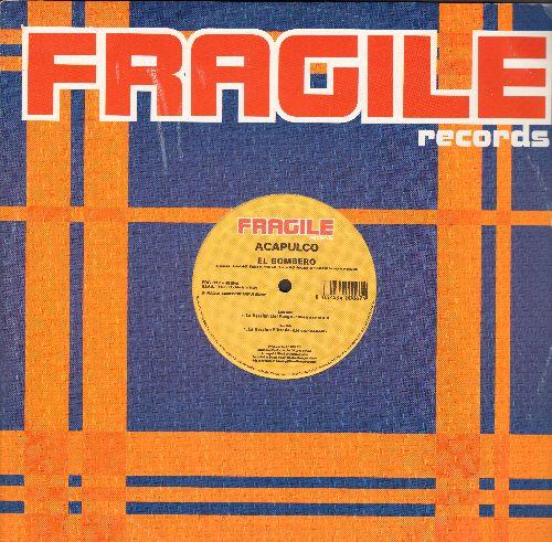 Acapulco - Acapulco ?– El Bombero (Vinyl Maxi Record) - NM9/ - Maxi Singles