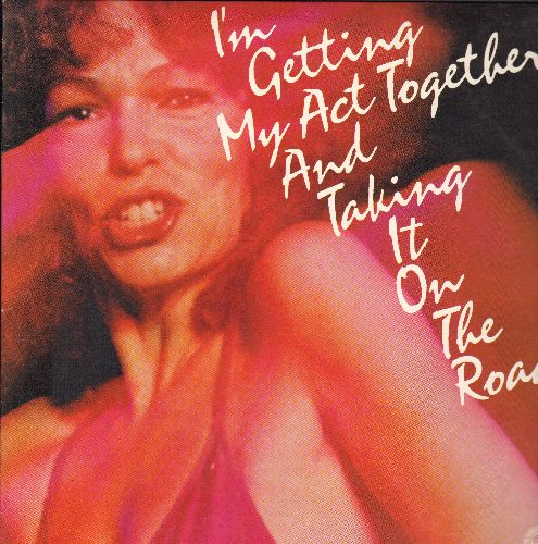 Original Cast - I'm Getting My Act Together And Talkin It On The Road - A New York Shakespeare Festival Production featuring the Original Cast (Vinyl LP record, re-issue of vintage recording) - NM9/NM9 - LP Records
