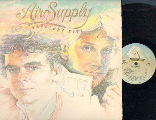 Air Supply - Greatest Hits: Lost In Love, The One That I Love, Every Woman In The World (vinyl LP record) - NM9/EX8 - LP Records