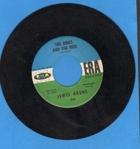 Akens, Jewel - The Birds And The Bees/Tic Tac Toe  - NM9/ - 45 rpm Records