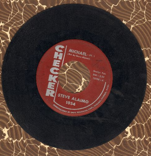 Alaimo, Steve - Michael (Parts 1 + 2) - VG7/ - 45 rpm Records