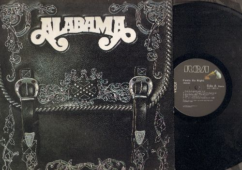 Alabama - Feels So Right: Love In The First Degree, Burn Georgia Burn, Ride The Train, Hollywood, I'm Stoned (vinyl STEREO LP record) - NM9/NM9 - LP Records