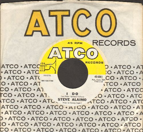 Alaimo, Steve - I Do/Denver (with Atco company sleeve) - NM9/ - 45 rpm Records