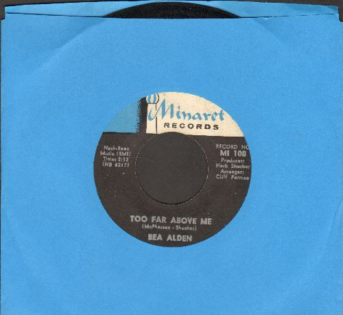 Alden, Bea - Too Far Above Me/Shine On Little Star - VG6/ - 45 rpm Records