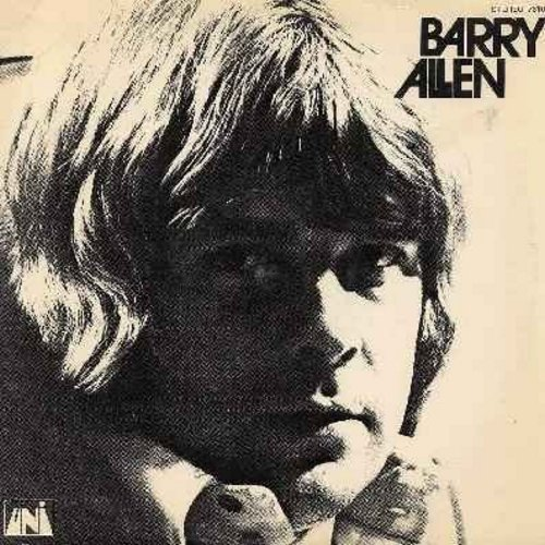 Allen, Barry - Barry Allen: See The World, A Wednesday In Your Garden, Darlin' Be Home Soon, Take The Long Way Home (Vinyl STEREO LP record) - NM9/EX8 - LP Records