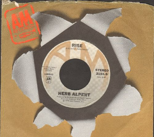 Alpert, Herb - Rise/Aranjuez (Mon Amour) (with A&M company sleeve) - NM9/ - 45 rpm Records