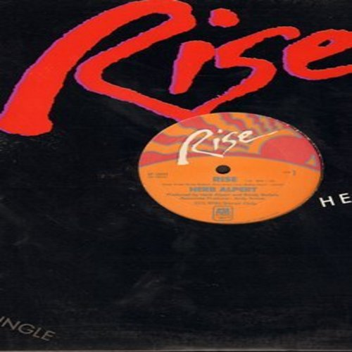 Alpert, Herb - Rise (7:40 minutes Extended Version)/Aranjuez (Mon Amour) (6:00 minutes Extended Version) (12 inch Maxi Single) - M10/ - 45 rpm Records
