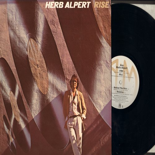 Alpert, Herb - Rise: Rise (7:37 minutes unedited version), Angelina, Street Life, 1980 (Vinyl STEREO LP record) - NM9/NM9 - LP Records