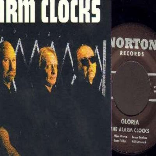 Alarm Clocks - Marie/Gloria (FANTASTIC new cover versions of the Rock Classic!) (with picture sleeve) - M10/M10 - 45 rpm Records