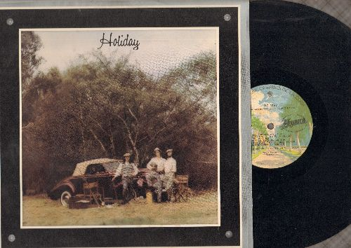 America - Holiday: Miniature, Tin Man, Mad Dog, Hollywood, What Does It Matter (vinyl STEREO LP record) - EX8/NM9 - LP Records