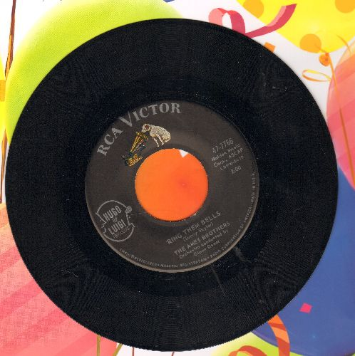 Ames Brothers - Ring Them Bells/You Are My Love - EX8/ - 45 rpm Records