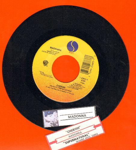 Beach Boys - Barbara Ann/Girl Don't Tell Me (with juke box label) - EX8/ - 45 rpm Records