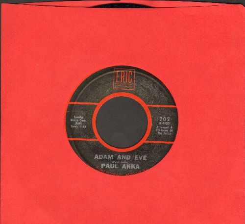 Anka, Paul - Puppy Love/Adam And Eve (re-issue) - NM9/ - 45 rpm Records