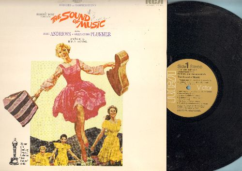 Sound of Music - The Sound Of Music - Oriignal Motion Picture Soundtrack (Vinyl STEREO LP record, 1980s gate-fold-cover pressing) - NM9/NM9 - LP Records