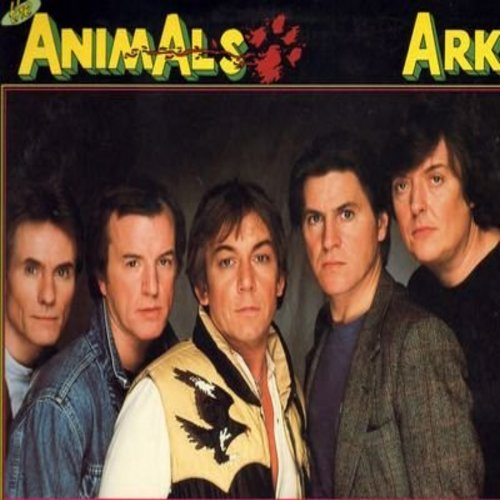 Animals - Ark: Loose Change, Hard Times, Crystal Nights, Just Can't Get Enough (Vinyl STEREO LP record) - NM9/VG7 - LP Records