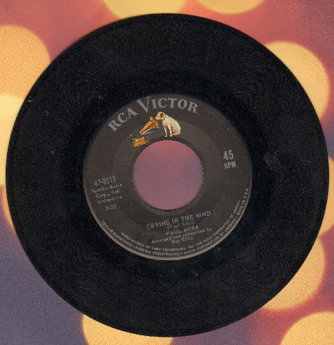 Anka, Paul - Crying In The Wind/Love - EX8/ - 45 rpm Records