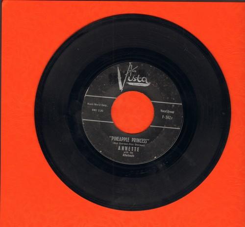 Annette - Pineapple Princess/Luau Cha Cha Cha  - VG6/ - 45 rpm Records