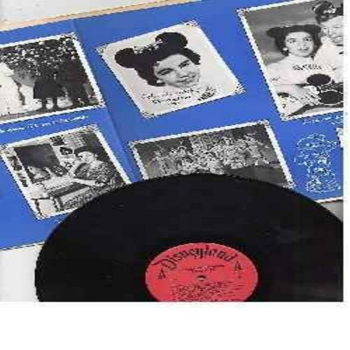 Disney - Mickey Mouse Club Song Hits - With Personal Mouseketeer Cast 16 Page Photo Album (Vinyl STEREO LP record, 1975 issue) - VG7/VG7 - LP Records