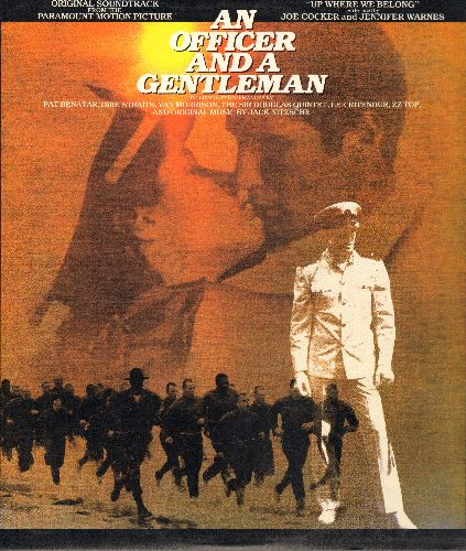 Cocker, Joe & Jennifer Warnes - An Officer And A Gentleman - Original Motion Picture Soundtrack, includes Academy Awar Winning Song