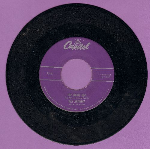 Anthony, Ray - The Hokey Pokey/The Bunny Hop  (purple label first issue) - VG6/ - 45 rpm Records