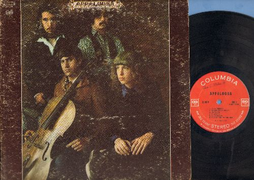 Appaloosa - Appaloosa: Tula Rogers, Thoughts Of Polly, Feathers, Bi-Weekly, Glossolalia, Rivers Run To The Sea, Pascal's Paradox, Yesterday's Roads, Now That I Want You, Georgia Street, Rosalie (Vinyl LP record) - VG7/VG6 - LP Records