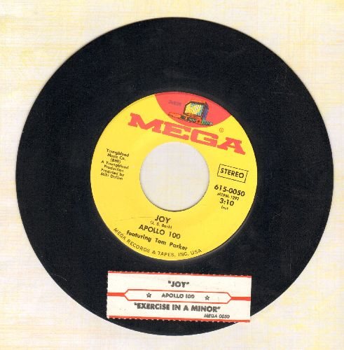Apollo 100 - Joy/Exercise In A Mionor (with juke box label) - NM9/ - 45 rpm Records