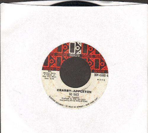 Appleton, Crabby - Go Back/Try - EX8/ - 45 rpm Records
