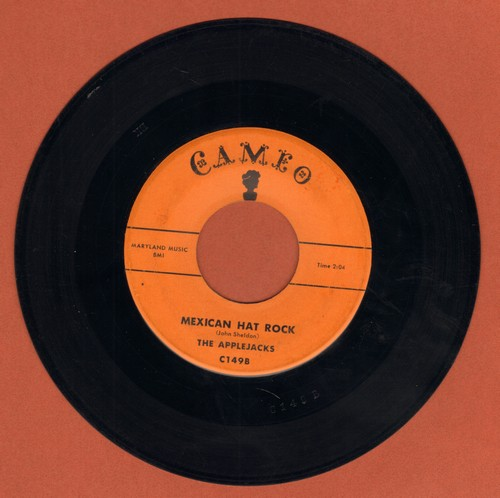 Applejacks - Mexican Hat Rock/Sophisticated Swing - EX8/ - 45 rpm Records