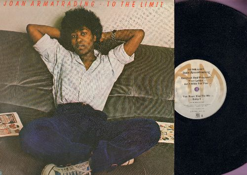 Armatrading, Joan - To The Limit: Barefoot And Pregnant, You Rope Tie Me, Bottom To The Top, Let It Last, Wishing (Vinyl STEREO LP record) - NM9/NM9 - LP Records