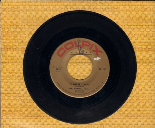 Marino, Del - Summer Love/One Girl - VG7/ - 45 rpm Records