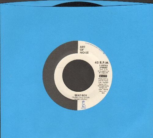 Art Of Noise featuring Duane Eddy - Beat Box/Moments in Love - EX8/ - 45 rpm Records