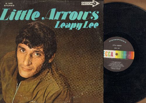 Lee, Leapy - Little Arrows: Harper Valley P.T.A., Little Green Apples, Senorita Jones (vinyl STEREO LP record) - NM9/EX8 - LP Records