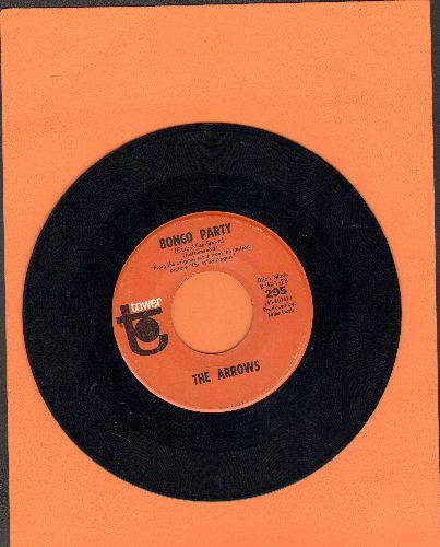Arrows - Bongo Party/Blue's Theme - NM9/ - 45 rpm Records