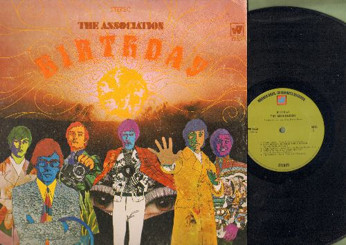 Association - Birthday: Come In, Toymaker, Birthday Morning, Time For Livin' (Vinyl STEREO LP record) - NM9/VG7 - LP Records