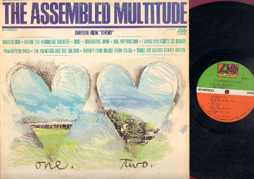 Assembled Multitudes - Overture From -Tommy-: Woodstock, Mr. Peppercorn, MacArthur Park, 24 Hours From Tulsa (Vinyl STEREO LP record) - NM9/EX8 - LP Records